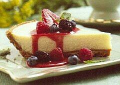 Classic White Chocolate Pie