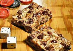 Magic Chocolate Toffee Bar