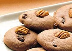 Bouchées au cacao épicées