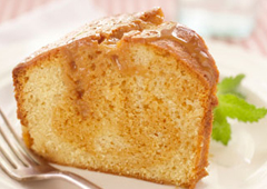 Caramel Swirl Coffee Cake
