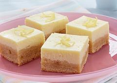 Lemon Blondies