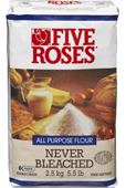 Five Roses® All Purpose Never Bleached Flour