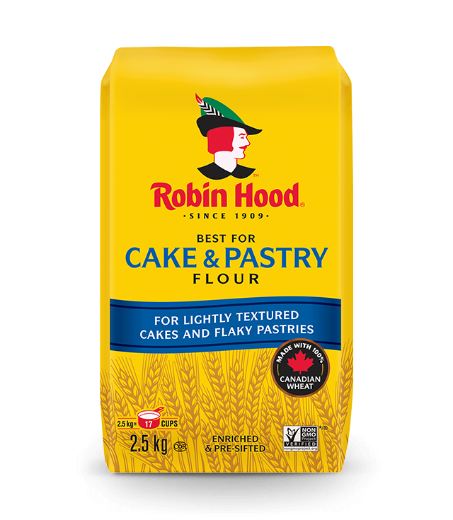 Cake & Pastry Flour | Baking Products | Robin Hood®