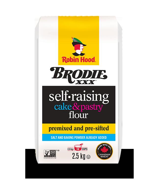 BRODIE® Self-Raising Cake & Pastry Flour
