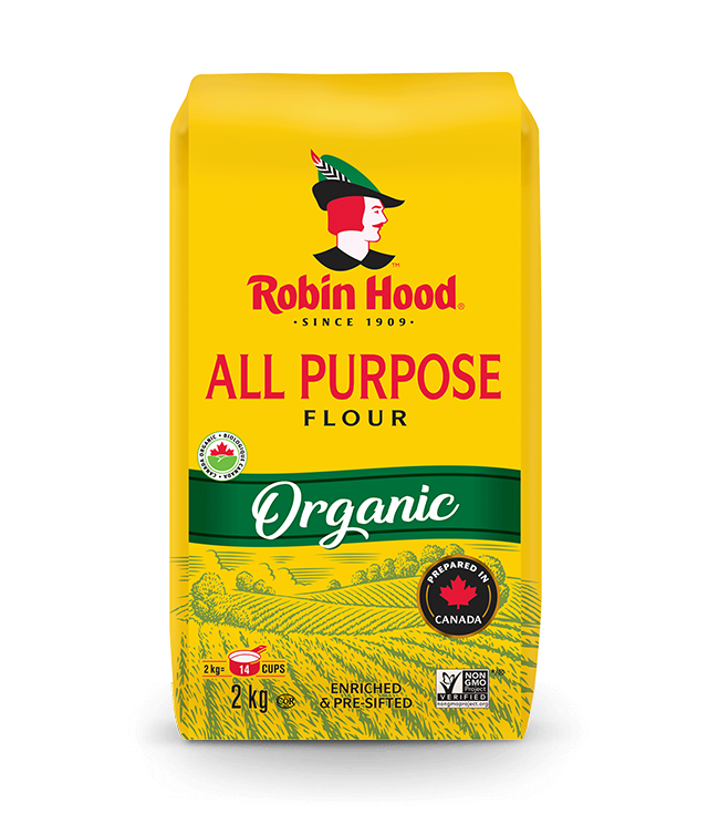 Organic All Purpose Flour | Robin Hood®