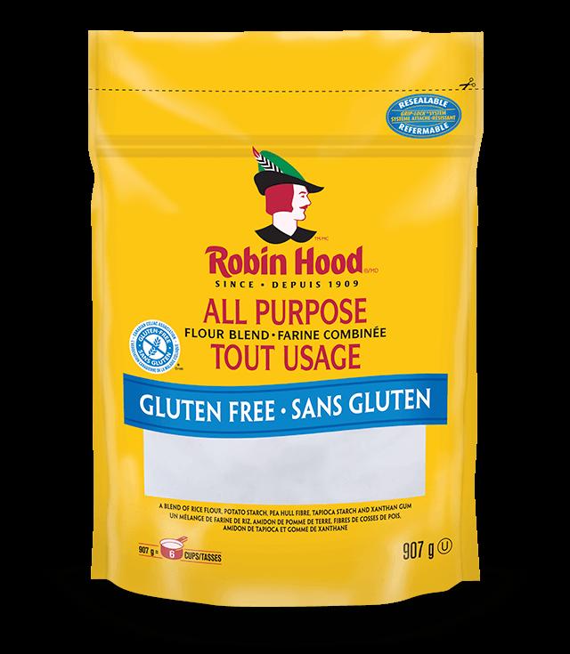 Farine combinée tout usage RobinHood® sans gluten