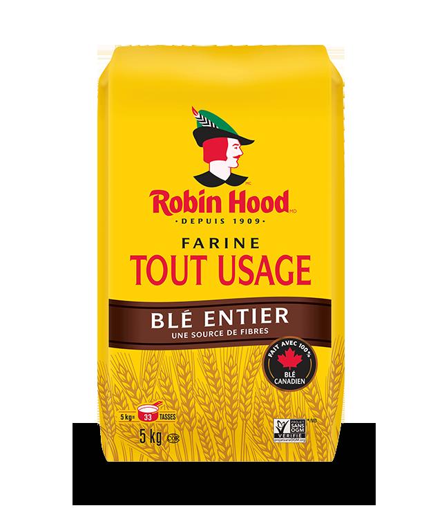 Farine de blé entier tout usage RobinHood®