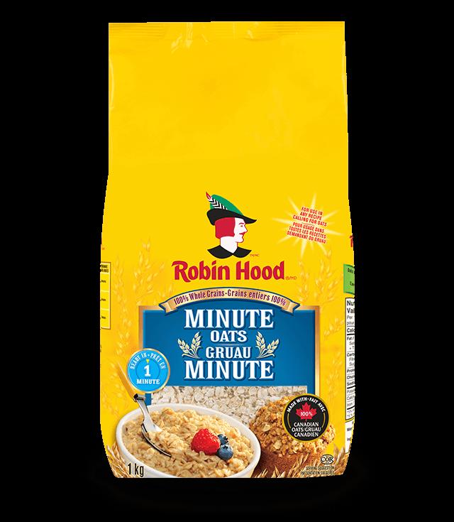 Gruau minute <strong>RobinHood<sup>®</sup></strong>