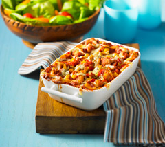 1-Dish Chicken Parmesan
