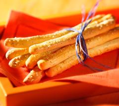 Dinnertime Bread Sticks