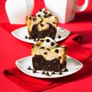 Chocolate Chip Black Bottom Cheesecake