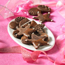 Chocolate Dipped Shortbread Bliss