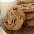 Chocolate Caramel Pecan Cookies