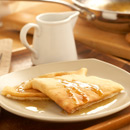 Maple Butter Crêpes