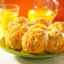 Cheesy Breakfast Buns