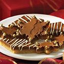 Chocolate Caramel Cookie Bark