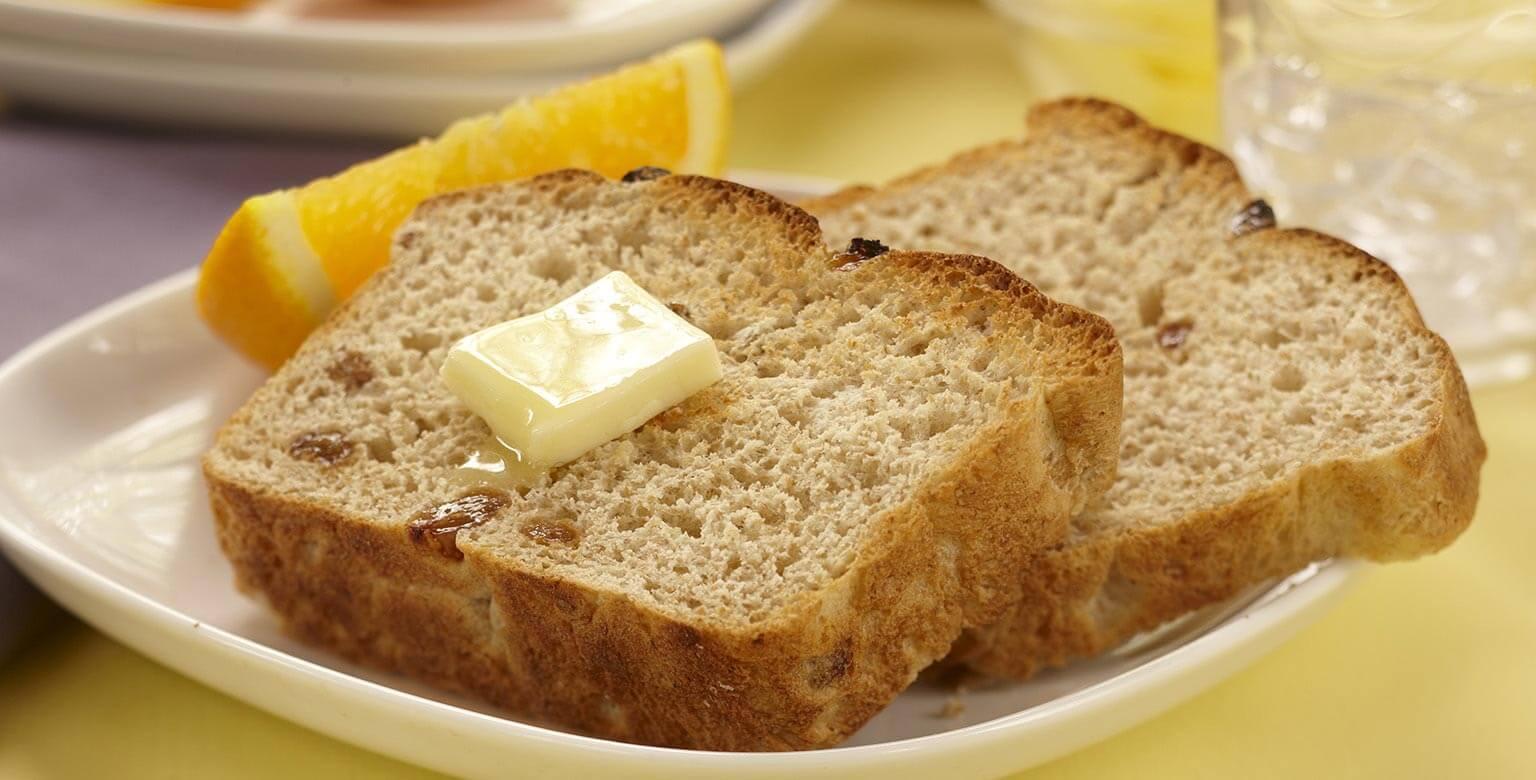 Multigrain Raisin Bread (Small Loaf)