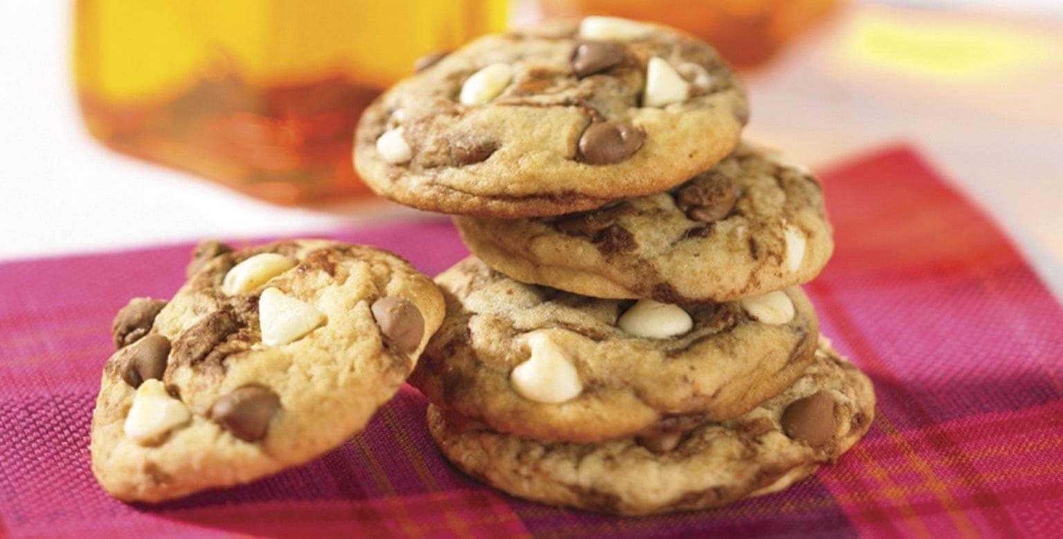 Voir la recette - Biscuits blizzard du chocolat