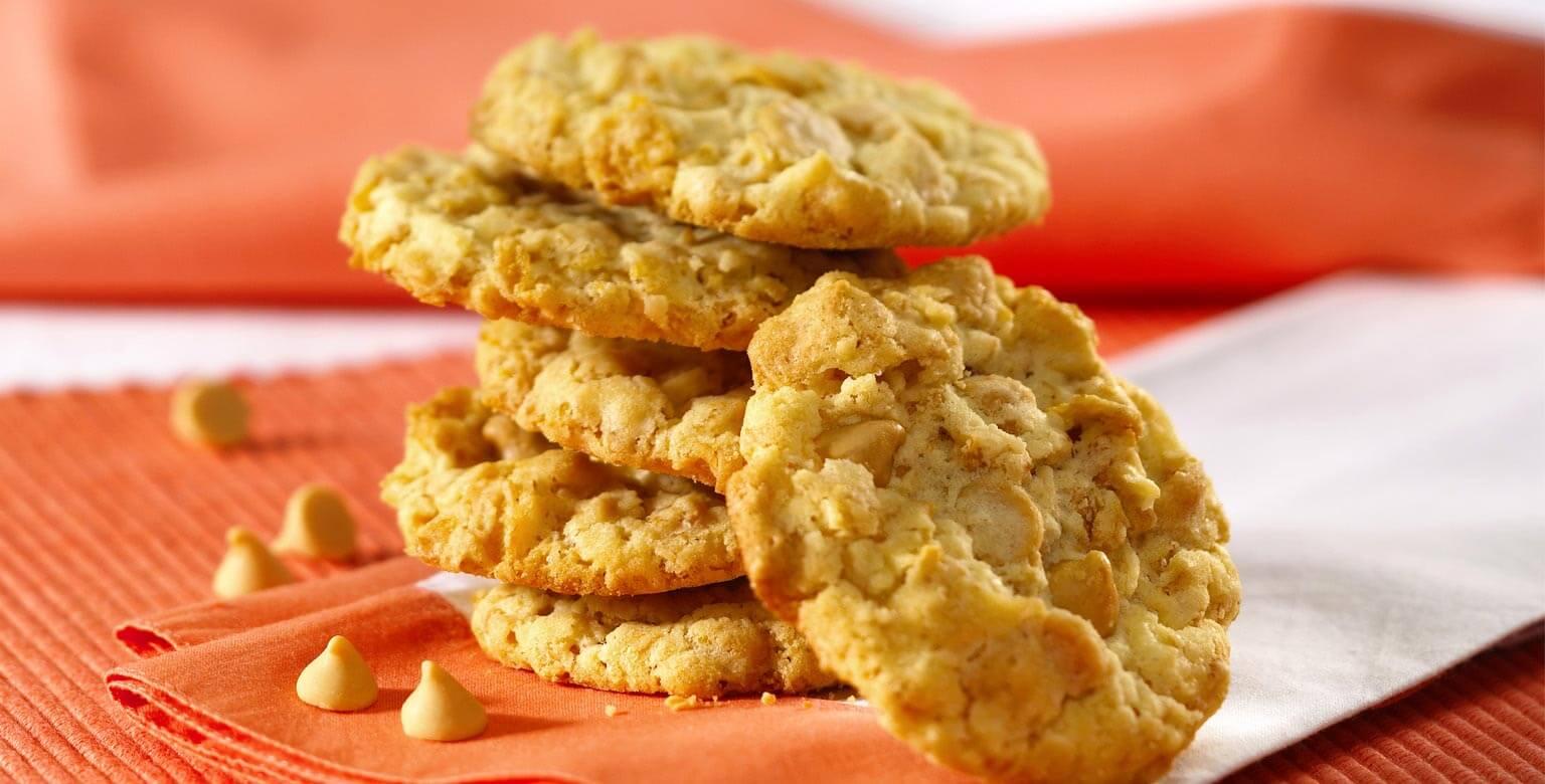 Voir la recette - Biscuits croquants au caramel au beurre