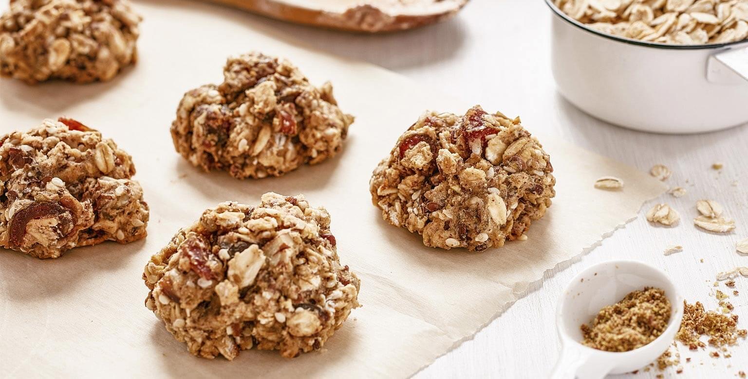 Voir la recette - Biscuits pour vos résolutions de la Nouvelle année