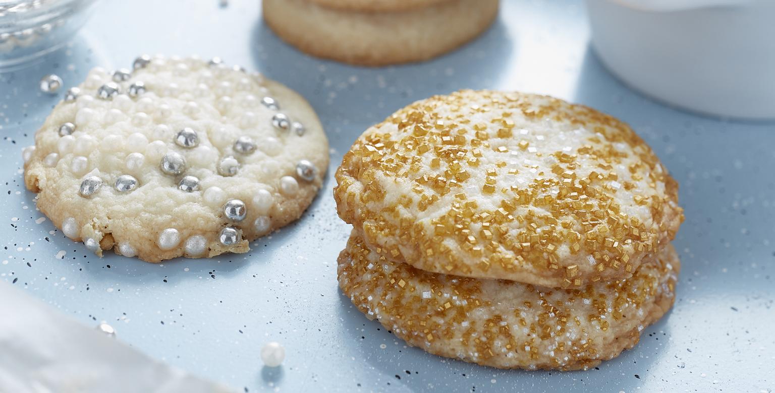 Voir la recette - Biscuits sablés fouettés