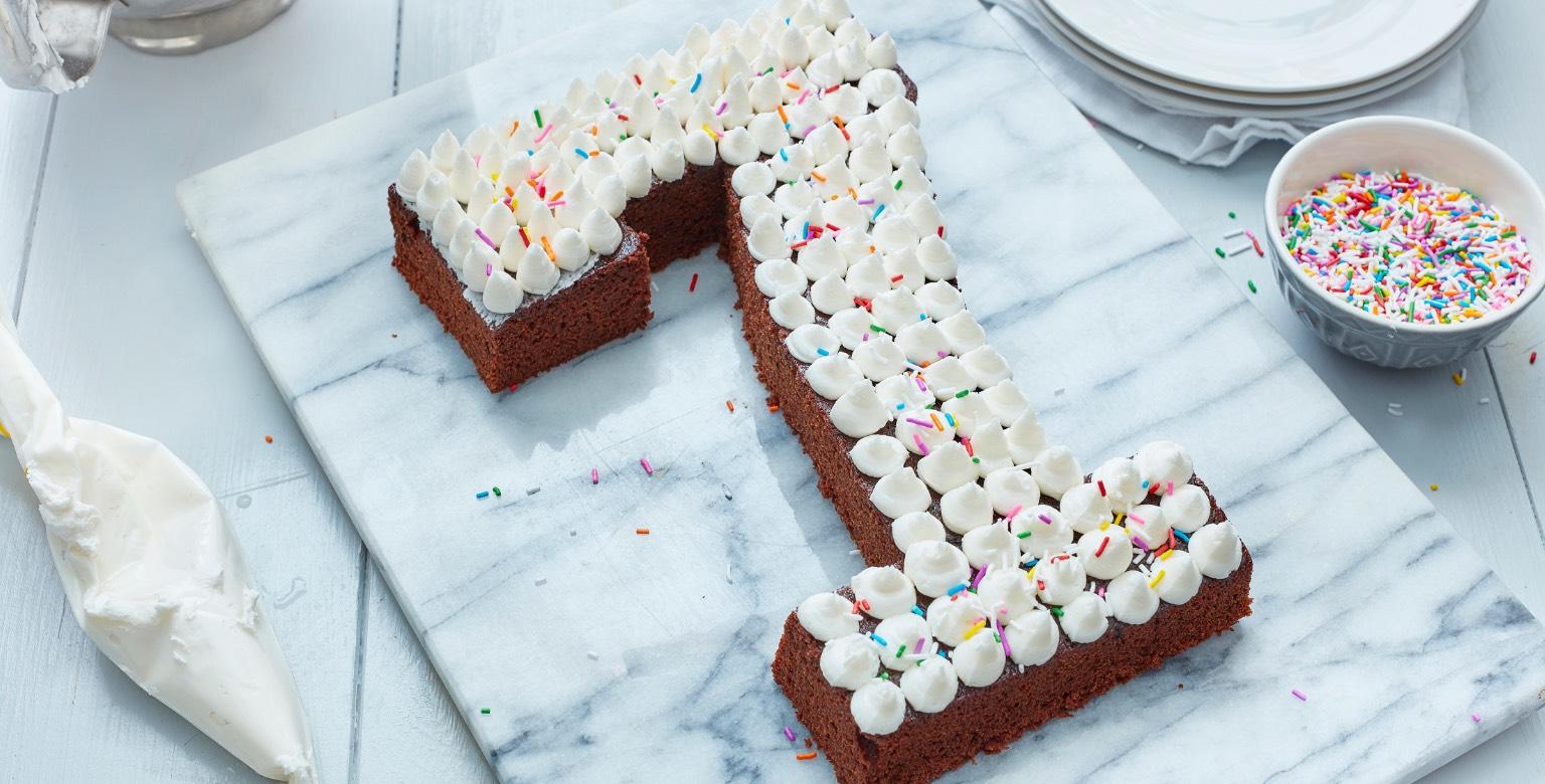 Voir la recette - Gâteau au chocolat facile à couper