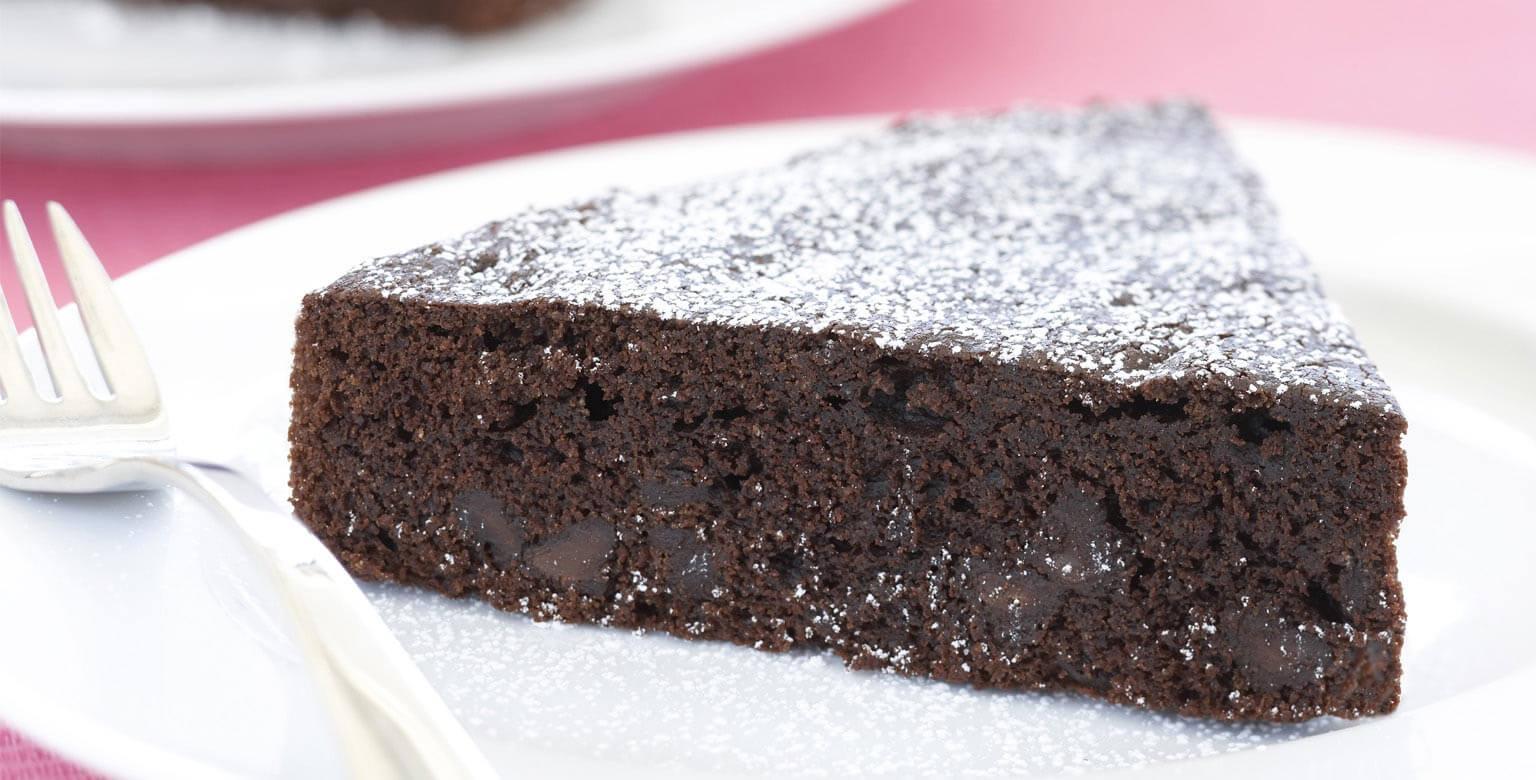 Voir la recette - Gâteau au chocolat