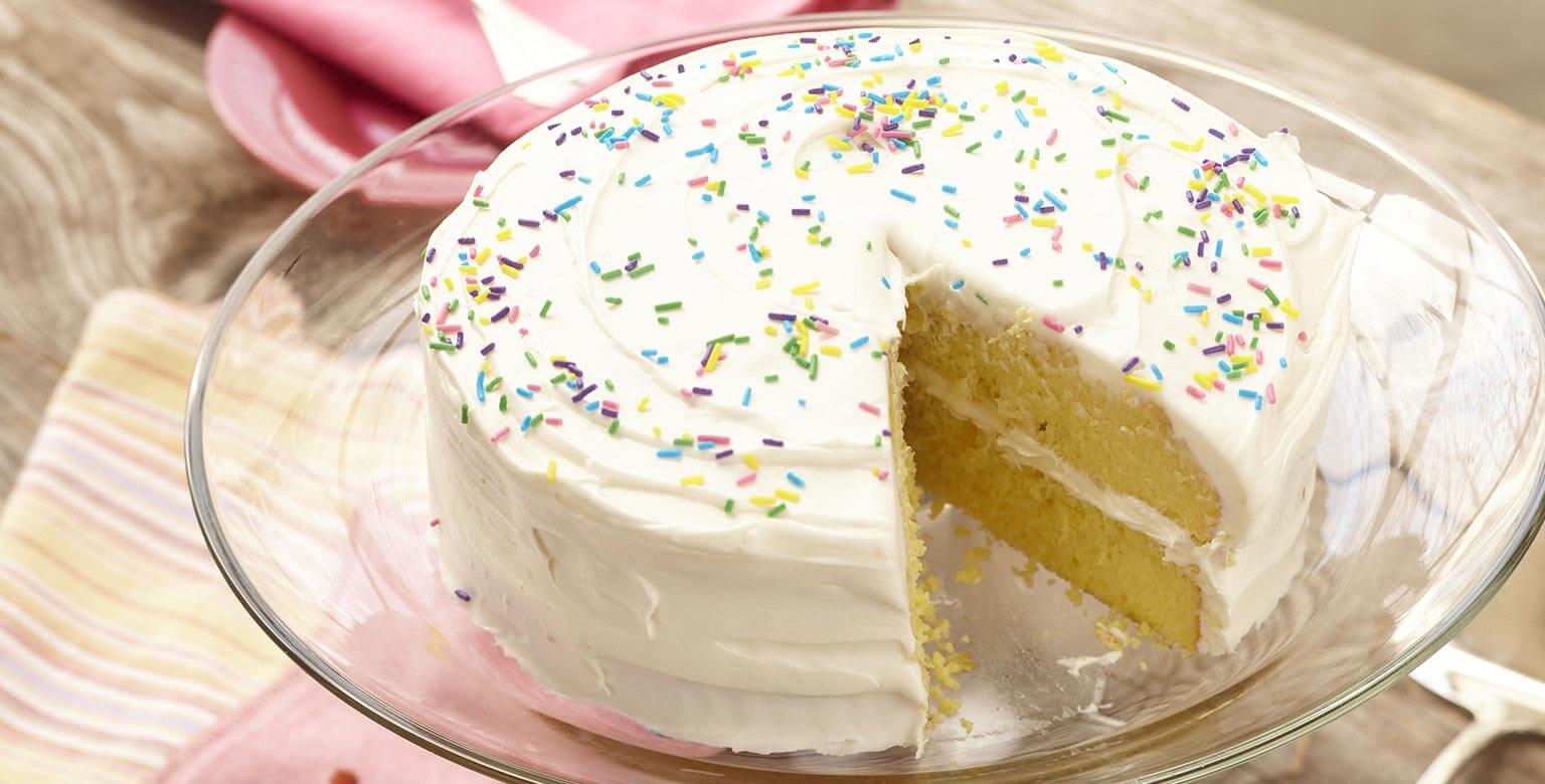 Voir la recette - Gâteau des anges succulent