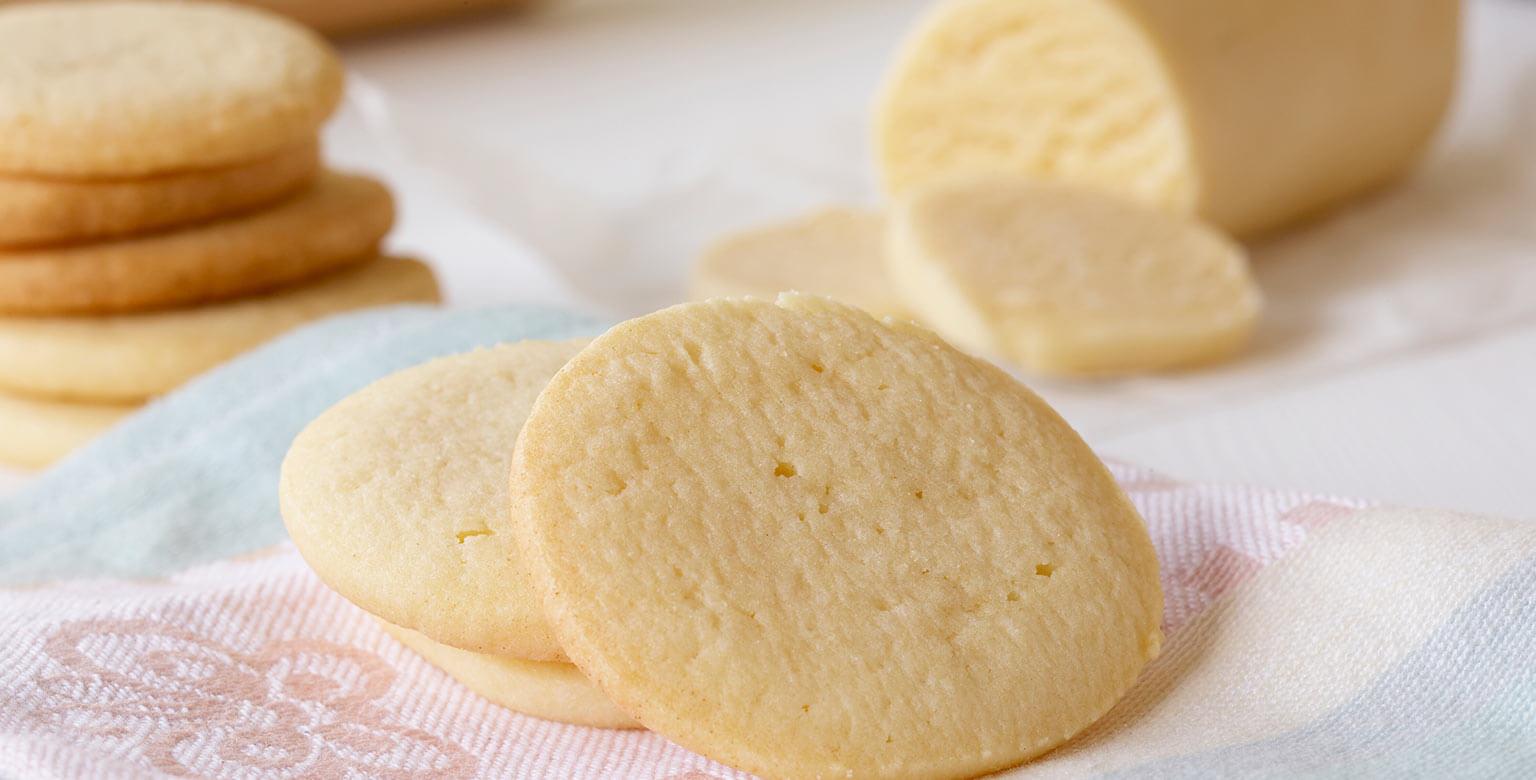 Voir la recette - Pâte à biscuits à réfrigérer
