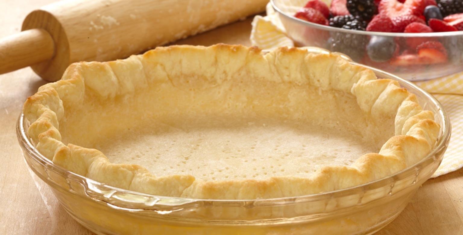 Voir la recette - Pâte à tarte infaillible de <em>Crisco®</em>