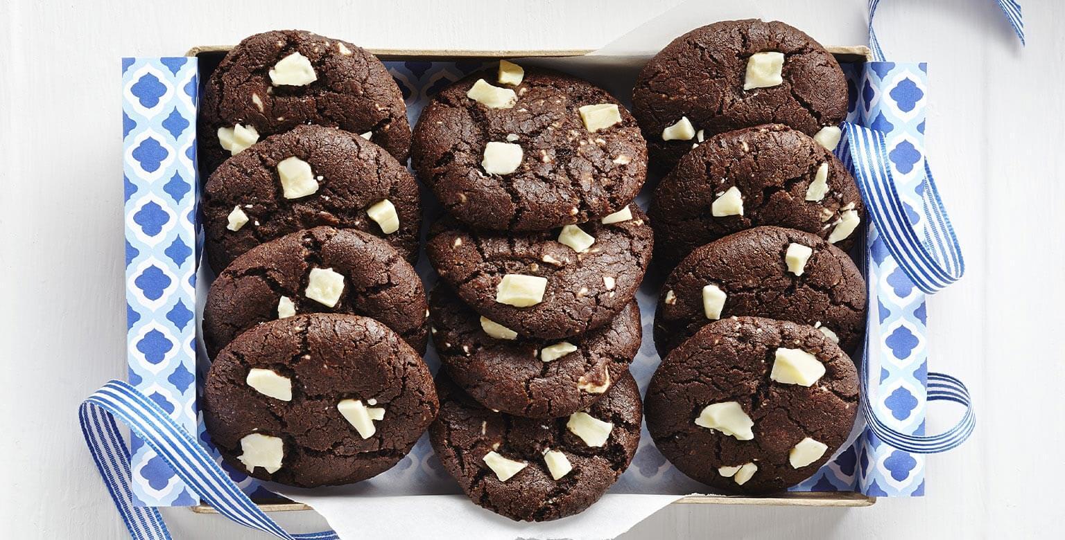 Voir la recette - Rêves chocolatés sans gluten*
