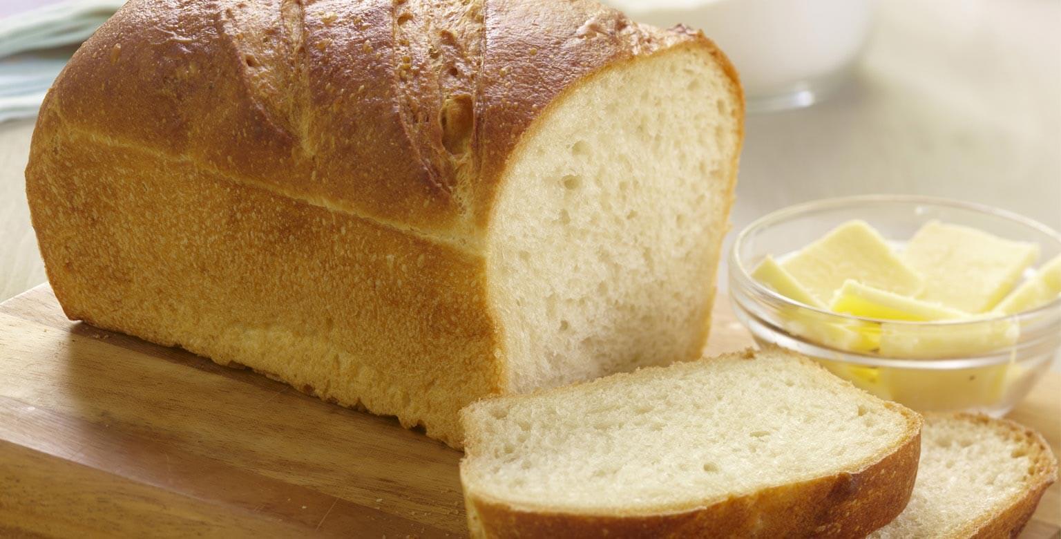 Voir la recette - Pain fait à la machine à pain